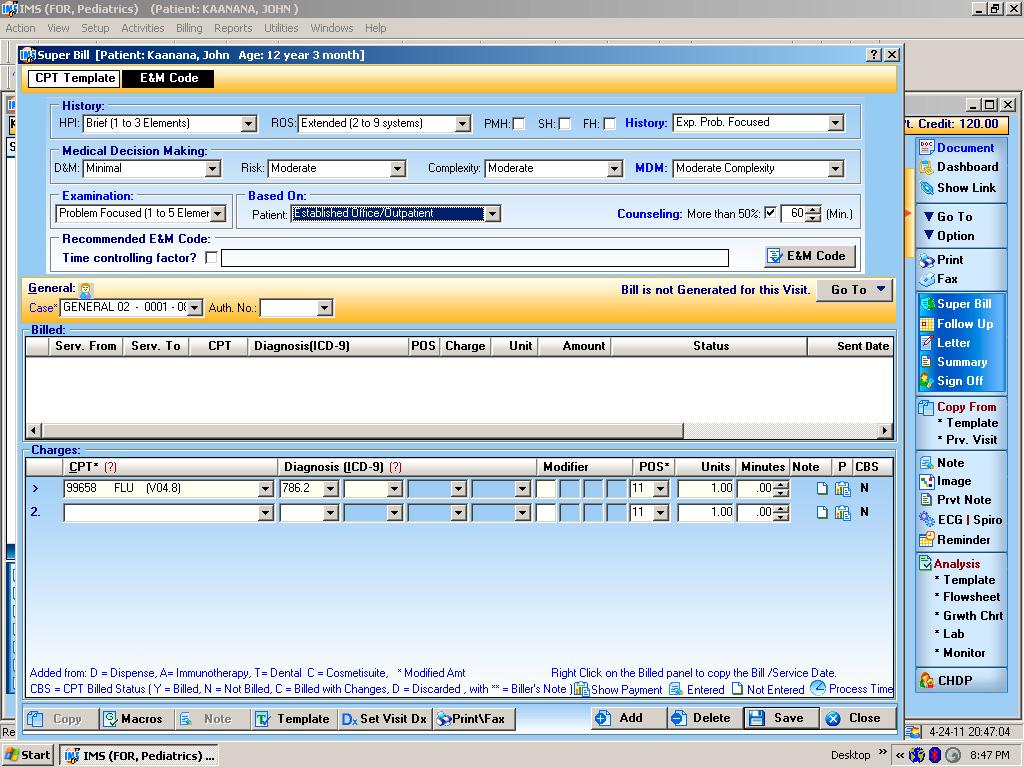 Pediatric Emr Practice Management Software 1st Providers